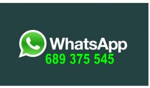Whatsapp para contactar