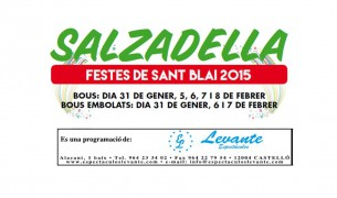 SALZADELLA – Festes de Sant Blai 2015